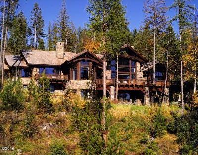 Flathead County Single Family Home For Sale: 3010 Iron Horse Drive