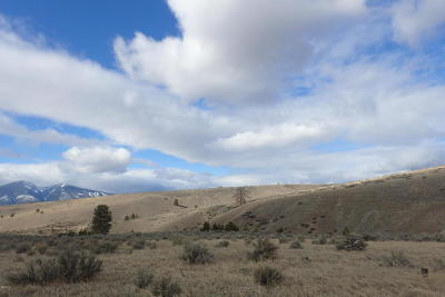 Ravalli County Residential Lots & Land For Sale: Lot 64 North Three Mile Drive