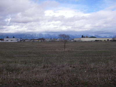 Kalispell Residential Lots & Land For Sale: Nhn Airport Way South
