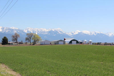 Kalispell Farm & Ranch For Sale: 2050 Holt Stage Road