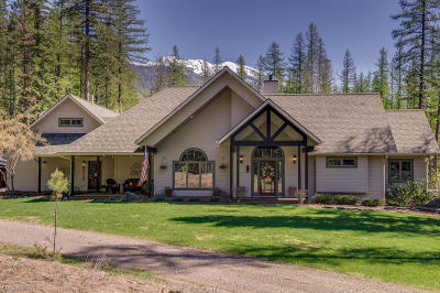 Flathead County Single Family Home For Sale: 205 Landmark Lane