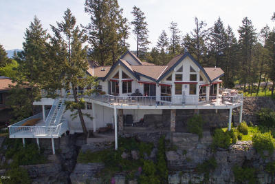 Bigfork Single Family Home Under Contract Taking Back-Up : 160 Bjork Drive