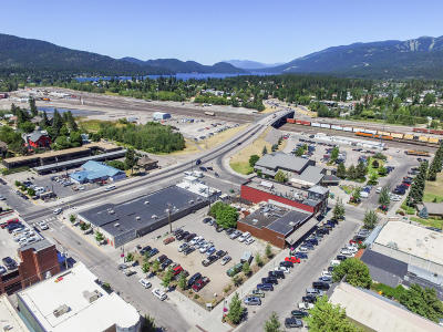 Flathead County Commercial For Sale: 38 Central Avenue