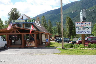 Flathead County Commercial For Sale: 101 Hungry Horse Boulevard