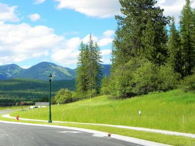 Whitefish Residential Lots & Land Under Contract Taking Back-Up : 98 Armory Road