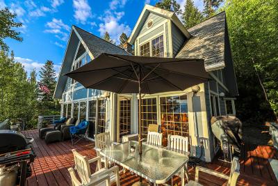 Bigfork Single Family Home For Sale: 19495 Mt Highway 35