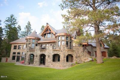 Kalispell Single Family Home For Sale: 205 Bachelor Grade