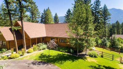 Columbia Falls Single Family Home For Sale: 20 Wood Ridge Drive