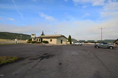 Flathead County Commercial For Sale: 1315 Highway 2 West