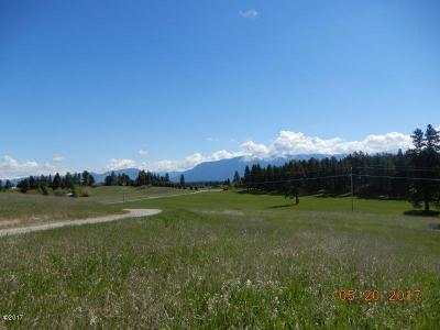 Residential Lots & Land For Sale: Nhn Whitefish Stage