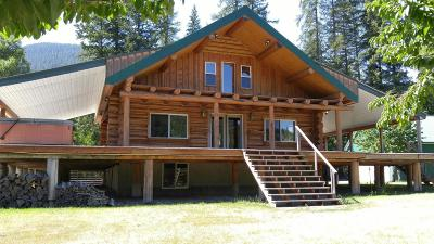 Lincoln County Single Family Home For Sale: Nhn Cedar Meadow Road