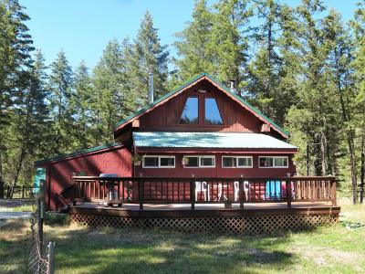Lincoln County Single Family Home Under Contract Taking Back-Up : 3205 Othorp Lake Road