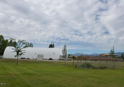 Hamilton Multi Family Home For Sale: 572 Skalkaho Highway