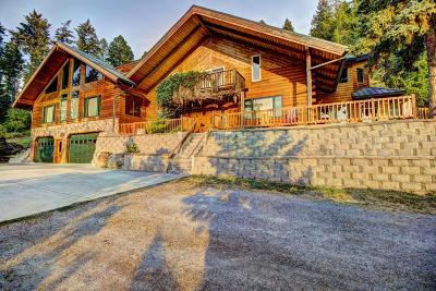 Polson Single Family Home For Sale: 36494 Mt Hwy 35