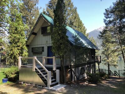 Kalispell Single Family Home Under Contract Taking Back-Up : 257 Lake Blaine Drive