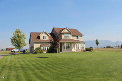 Kalispell Single Family Home For Sale: 1157 Pheasant Haven Drive