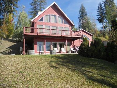 Polson Single Family Home For Sale: 34367 Columbine Lane