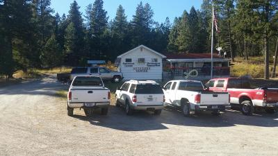 Flathead County Commercial For Sale: 7950 Mt Highway 35