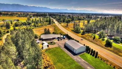 Flathead County Commercial For Sale: 231 West Reserve Drive