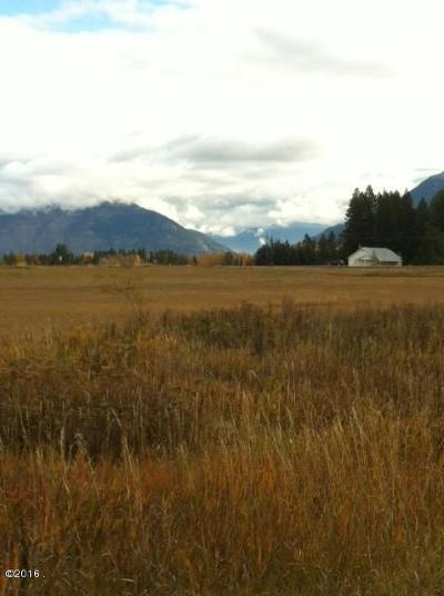 Columbia Falls Residential Lots & Land Under Contract Taking Back-Up : 37 Arcadia Way