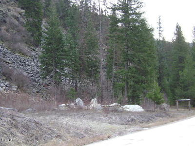 Mineral County Residential Lots & Land For Sale: Nhn Tamarack Creek Road