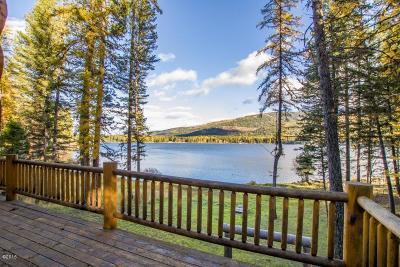 Kila Single Family Home For Sale: 1727 Rogers Lake Road