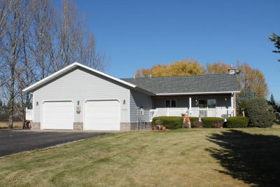 Kalispell Single Family Home For Sale: 645 Country Way North