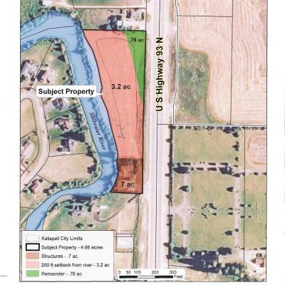 Kalispell Residential Lots & Land For Sale: 2710 Highway 93 North