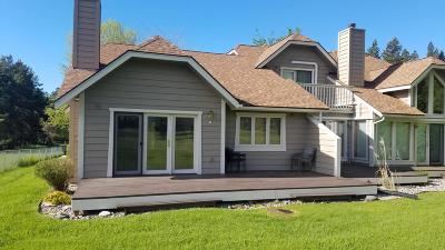 Bigfork Single Family Home For Sale: 9 Eagle Bend Drive