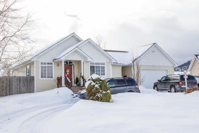 Kalispell Single Family Home For Sale: 2058 South Meadows Drive