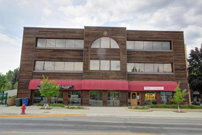 Whitefish Commercial Under Contract Taking Back-Up : 100 East 2nd Street