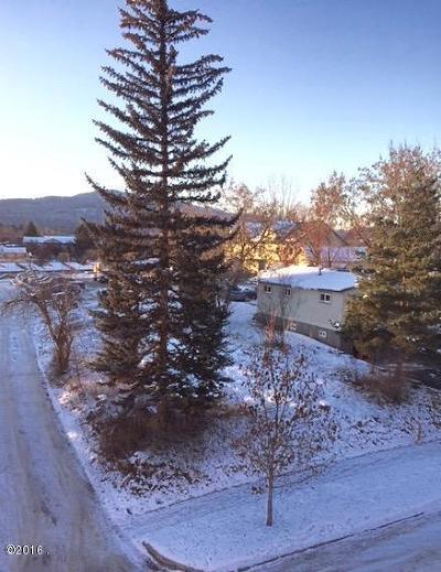 Whitefish Residential Lots & Land For Sale: 124 Obrien Avenue