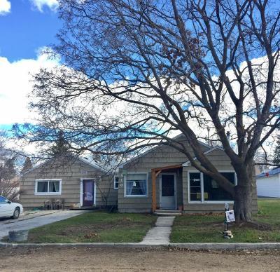 Stevensville Single Family Home For Sale: 510 Mission Street