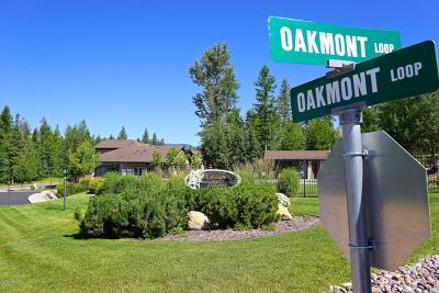 Columbia Falls Residential Lots & Land For Sale: 144 Oakmont Loop