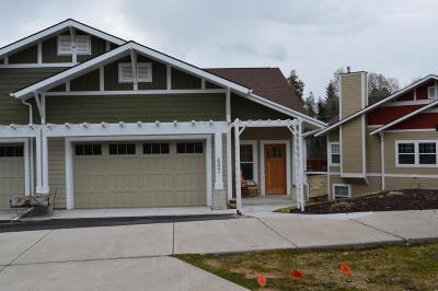 Flathead County Single Family Home For Sale: 607 Geddes Avenue