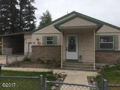 Lincoln County Single Family Home For Sale: 115 West 10th Street