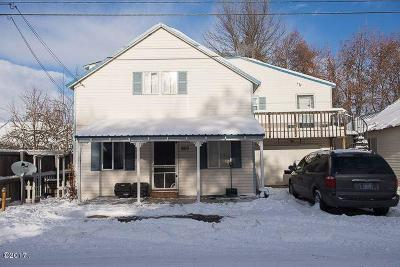 Flathead County Multi Family Home For Sale: 269 Burns Street