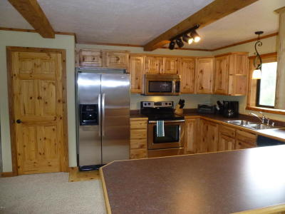 Missoula County Single Family Home For Sale: 7395 Mt-83