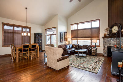 Whitefish Single Family Home For Sale: 728 Clearwater Drive