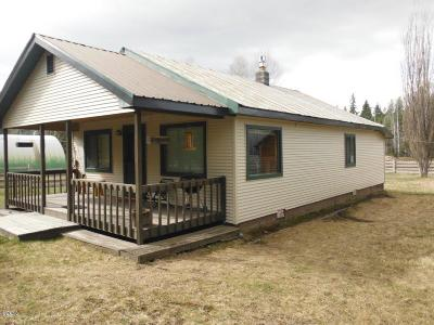 Lake County Single Family Home For Sale: 43923 Mt Highway 83