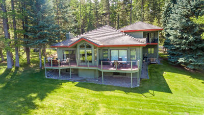 Flathead County Single Family Home Under Contract Taking Back-Up : 163 Golf Terrace
