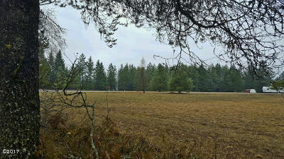Sanders County Residential Lots & Land For Sale: Nhn Copper Meadow
