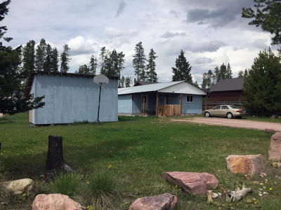 Missoula County Single Family Home For Sale: 168 Redwood Lane