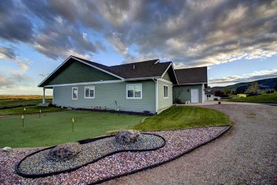 Polson Single Family Home For Sale: 32938 Julia Drive