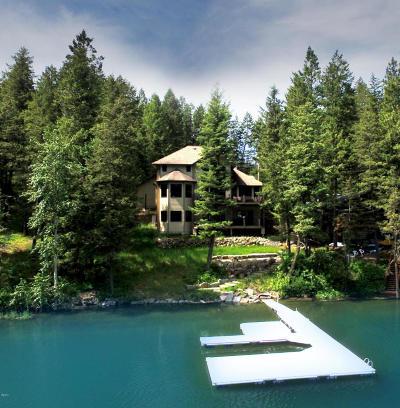 Kalispell Single Family Home For Sale: 233 Lake Blaine Drive