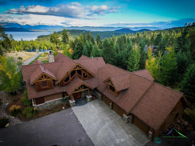 Lakeside Single Family Home For Sale: 183 Eagles Crest