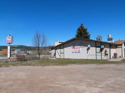 Kalispell Commercial For Sale: 3472 Highway 2 West