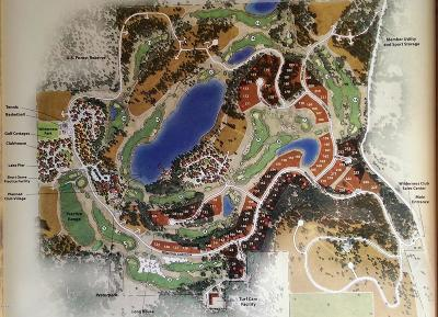 Lincoln County Residential Lots & Land For Sale: Nhn Wilderness Club Drive