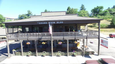 Flathead County Commercial For Sale: 425 Grand Drive