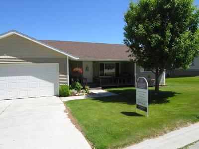 Missoula County Single Family Home For Sale: 313 Cap De Villa